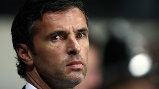 Gary Speed was found hanged in his garage in 2011