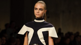 Fashion houses unveil autumn-winter collections at LFW