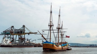 Researchers may have found Captain Cook's ship Endeavour