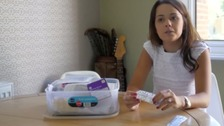 Patients who are becoming addicted to prescription drugs