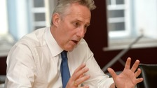 North Antrim MP Ian Paisley readmitted to DUP following recall petition