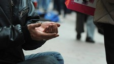 Charities urge Welsh councils to rethink approach to begging
