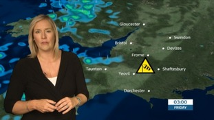 Weather: very heavy winds