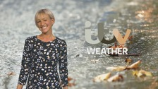 Wales Weather: A wet and windy end to the week!