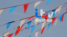 Feeling fresher, with sunny periods and isolated blustery showers