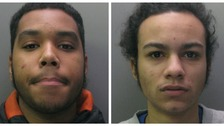 Pair jailed over Peterborough knife attack
