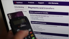 NatWest and RBS hit by online and mobile banking fault
