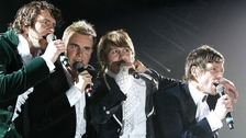 Take That have announced they will play in Bristol next May