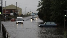 Storm Bronagh disrupts travel with strong winds and heavy rain
