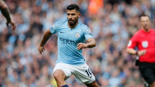 Aguero commits another year to Manchester City