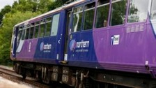Rail passengers hit by Northern strike over the next month