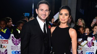 Frank Lampard and Loose Women TV star Christine welcome baby girl