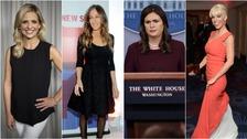 Sarah Michelle Gellar, Sarah Jessica Parker, Sarah Huckerbee Sanders and Sarah Harding