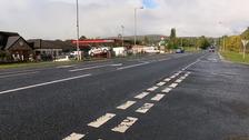Glenshane Road crash