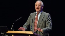 Theresa May like Hitler appeaser Chamberlain, claims Neil Hamilton
