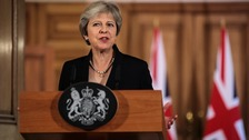 Theresa May: We are at an 'impasse' in Brexit negotiations