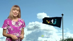 Weather forecast: Bright and blustery then turning wet and very windy over the weekend