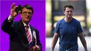Ukip leader Gerard Batten backs allowing Tommy Robinson into party