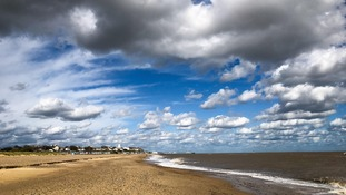 Anglia weather: cloudy, with rain later, feeling chilly
