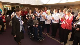 Brain injury centre to be named after Professor Stephen Hawking