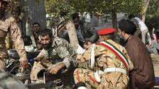 Gunfire sprays into crowd in deadly attack on Iran parade