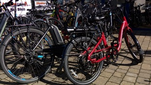 Electric bike scheme in Guernsey proves 'very successful'