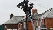 Power fully restored across NI after Storm Ali