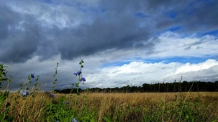 Anglia weather: rain for most, feeling cool