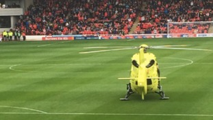 Barnsley's match against Burton Albion postponed due to medical emergency