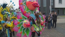 Caribbean carnival comes to Scunthorpe