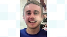 The search for 18-year-old student Thomas Jones continues.