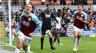 Burnley recorded their first win of the season with a resounding performance in Bournemouth thrashing