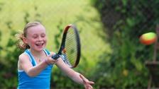 Lasting legacy for Kent tennis prodigy Sadie Bristow