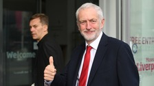 Corbyn open to second Brexit referendum if activists want it
