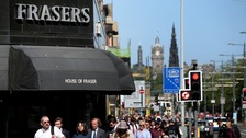 Doomed House of Fraser shops revealed as Ashley blames greed