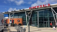 Waterfront cinema closed due to technical issues