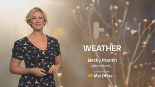 UK Weather Forecast: A cold, bright start on Monday after a very chilly night.