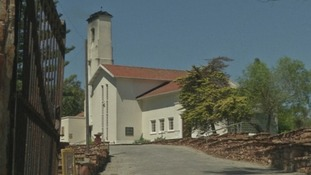 Victoria Park Crematorium where Steenkamp's memorial will be held