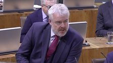 First Minister makes conference farewell -and says PM should go too