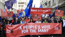 Labour: Second Brexit vote if members demand one