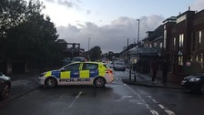 Teenage boy stabbed repeatedly through bus window
