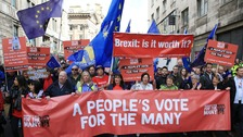 Labour to vote to 'keep all Brexit options on table' if no election