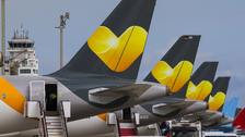 Hot weather blamed as Thomas Cook issues profits warning
