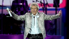 Rod Stewart to kick off UK tour in Bristol