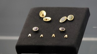 Jewellery recovered from the RMS Titanic will form part of the collection.