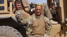 Platoon Sgt Spencer John Davies (Taff)