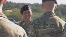Ex-Sergeant Kelly Holmes promoted to Colonel