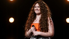 Standing ovation for Limavady teen on X Factor