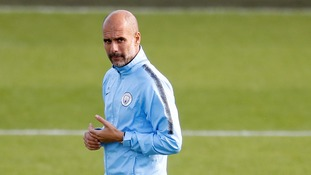 Pep Guardiola says the Premier League is the priority as he and his Manchester City side target domestic domination