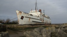 Ferry empty for more than 30 years set to reopen as zombie attraction
